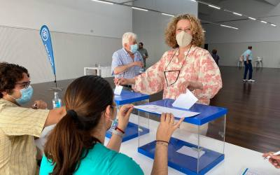 Carlos Mazón obtiene 299 votos en Torrent, el 99,6%