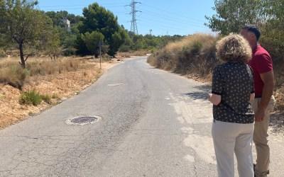El PP de Torrent vuelve a reclamar la ampliación del Camí de la Mala Pujà entre el Toll l'Alberca y el Vedat