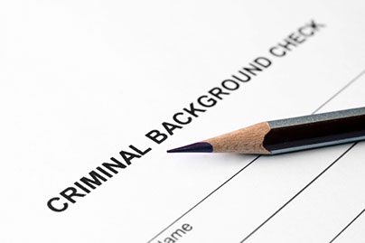 Pre Employment Checks     Civil court  Driving records  Credit reports  Drug testing and  Fingerprinting  Contact Apex for a full list of Background Services and  pricing