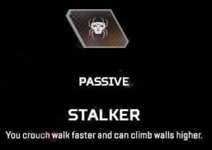 Stalker Apex Legends Revenant Passive Abilities