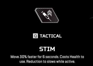 apex legends octane Tactical abilities