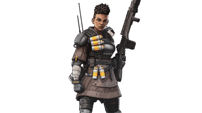 Bangalore Apex Legends
