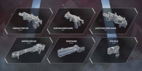 Top 10 Apex Legends Best Weapons Tier List