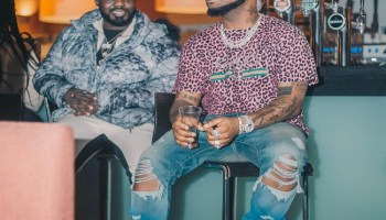 I Will Be There For Your Family', Davido Pays Tribute To
