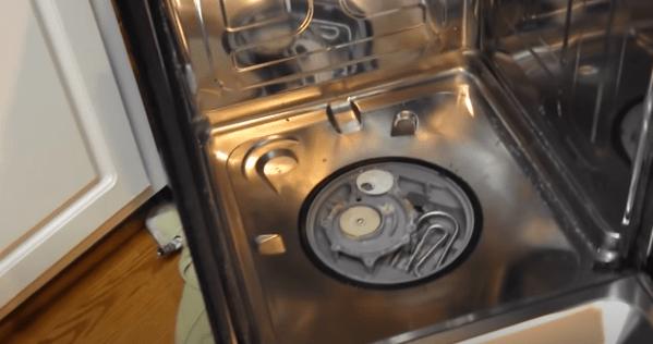 fix a samsung dishwasher not draining