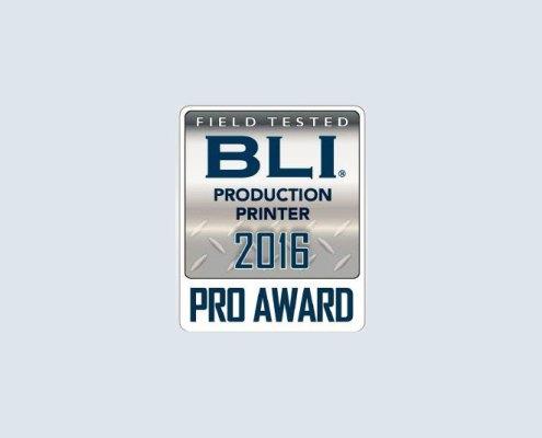 Ricoh Pro C9110 Award
