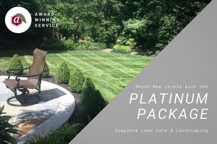 Residential Yard Care Service Package Platinum