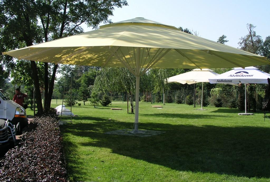 Zeta Large Umbrellas - Large Parasols