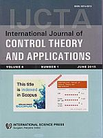 International Journal of Control Theory and Applications