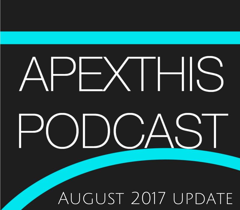 August 2017 Update