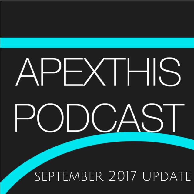 September 2017 Update