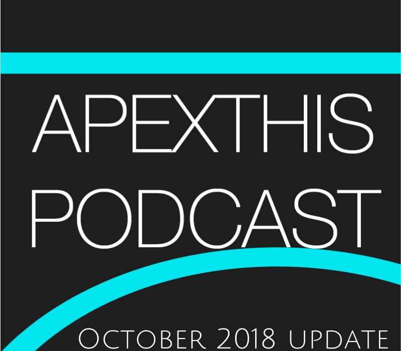 October 2018 Update