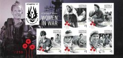 Women in War O/P Imperf M/S