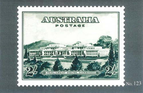 Abandoned Stamp Card No 5