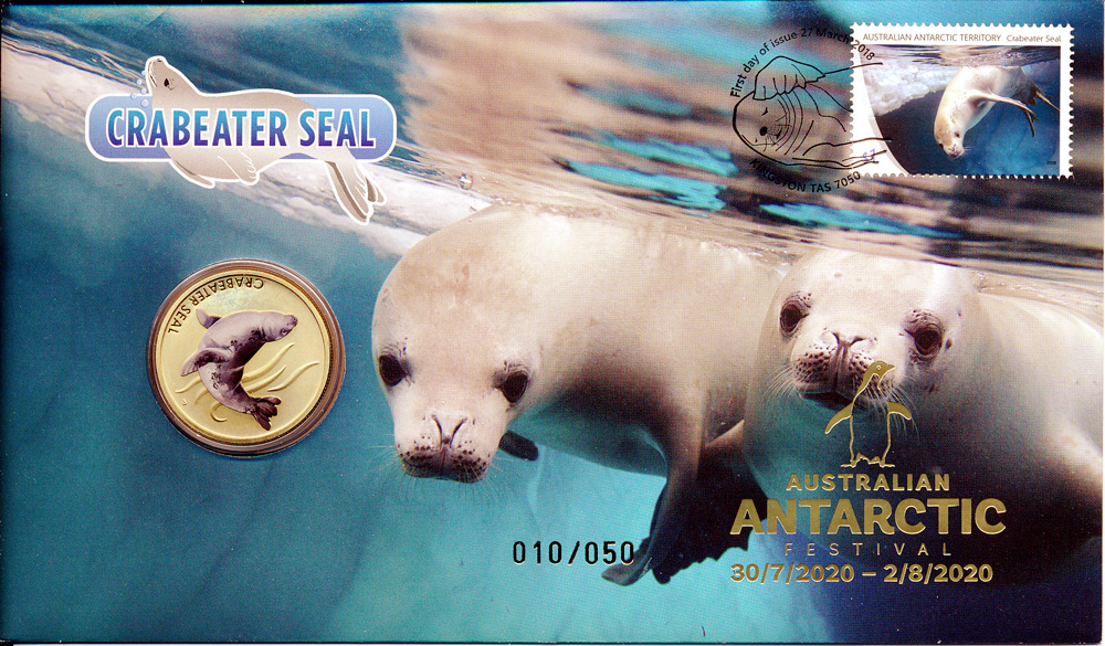 Crabeater Seal PNC