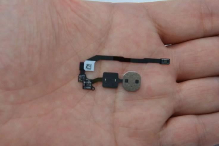 iPhone 5S Fingerprint Sensor