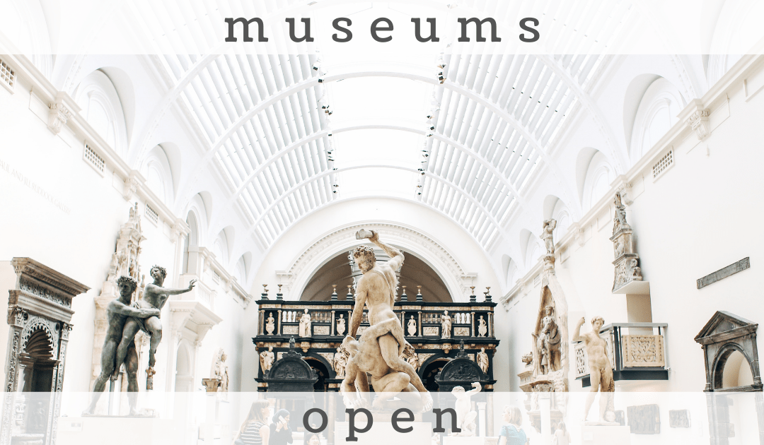 Museums Open