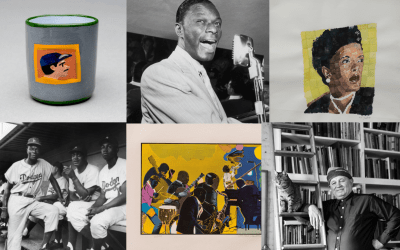 Jazz, Art, Baseball and the King