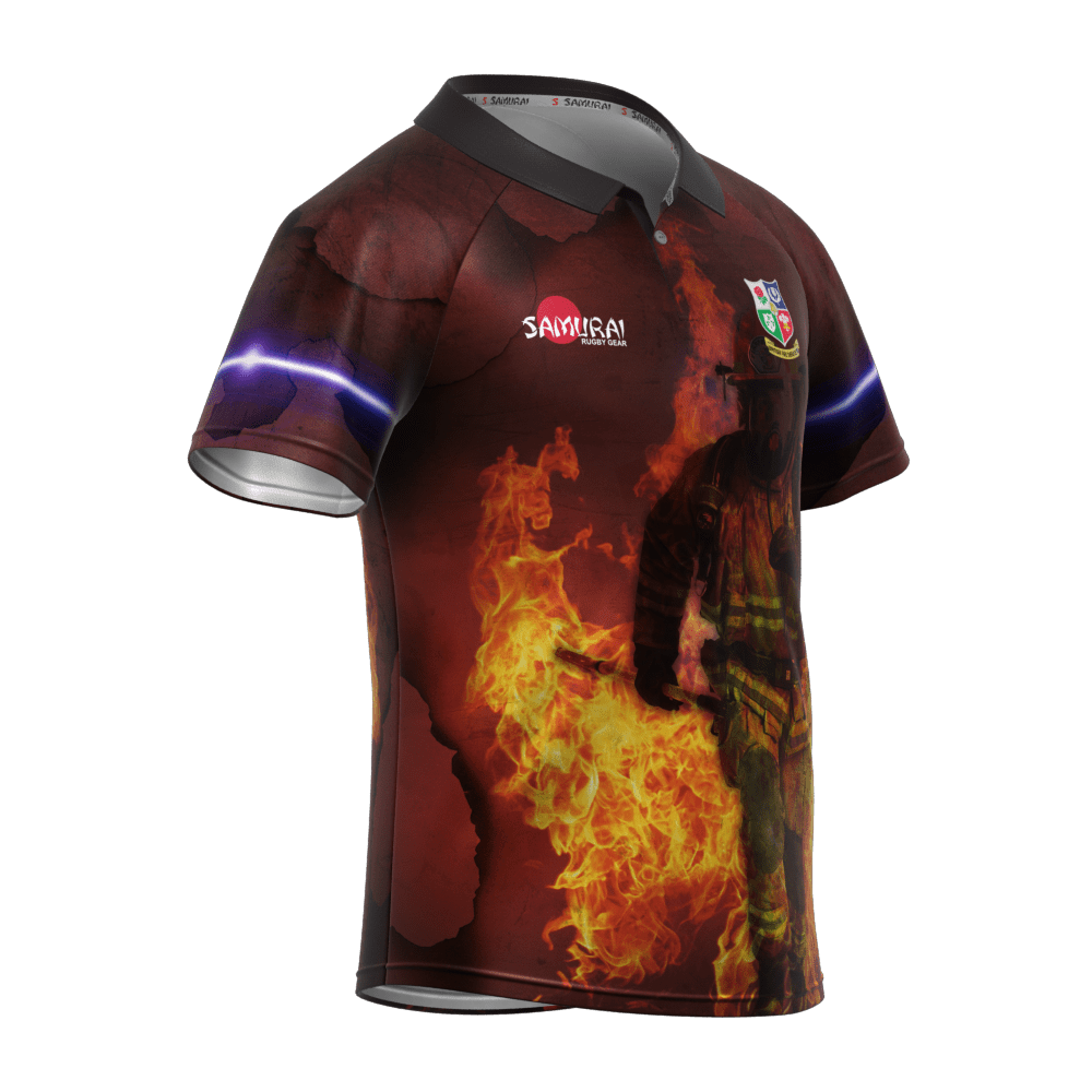 British Fire Service Supporters Shirt