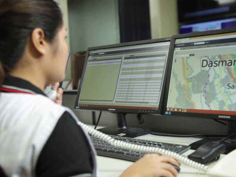 Pure Force Deploys Hexagon Safety & Infrastructure Software in 30 Cities in Philippines