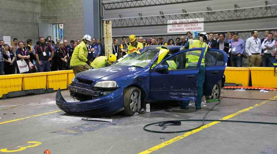 This year practical demonstrations allowed delegates to see products in action.