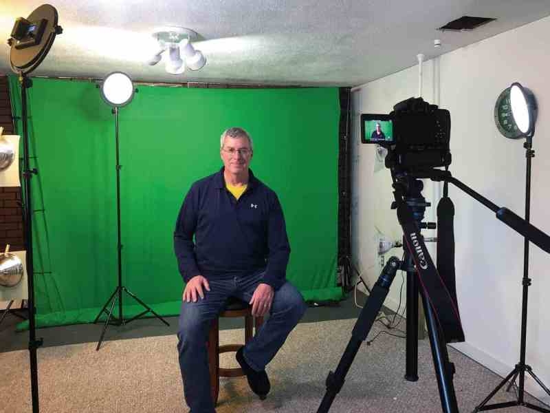 In a studio setup, having a set of three lights gives you a lot of flexibility and improves the look of your production significantly.