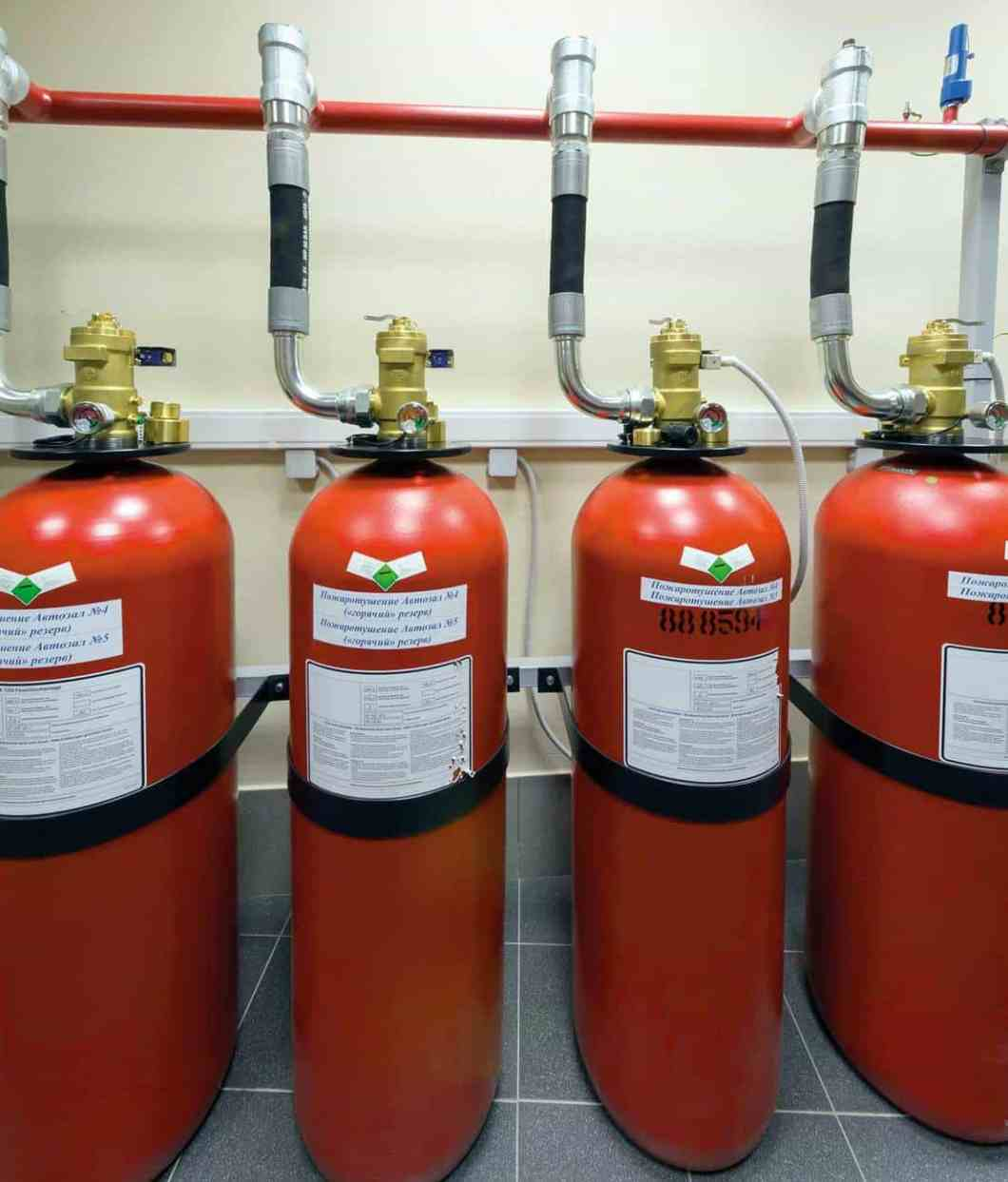 Australian Standard AS 1851 sets out the requirements for the routine servicing of fire protection systems and equipment.
