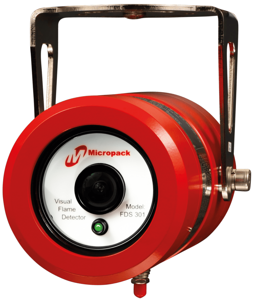 FDS301 Intelligent visual flame detector.
