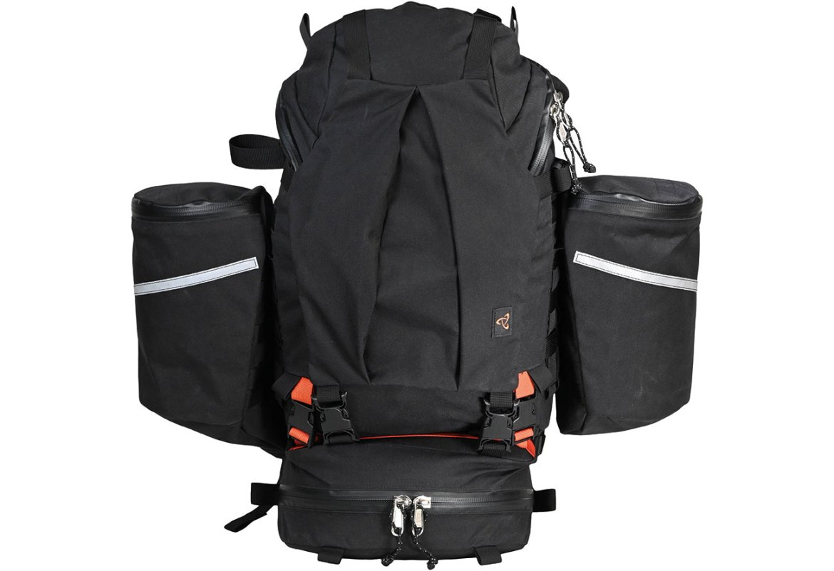 Shift system compatible pack for International Fire, SAR (Search and Rescue), and USAR (Urban Search and Rescue) markets where a fire shelter is not required.