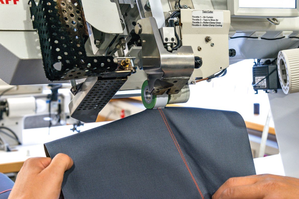 GORE-SEAM® Tapes ensure that the integrity of every garment made with a GORE-TEX fabric is certified to perform for its operational life.