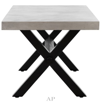 camille-concrete-black-steel-legs-rectangle-dining-table-side-ap-furniture