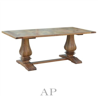 french-taylor-acacia-wood-dining-table-parquetry-top-oak-gloss-side-1-ap-furniture