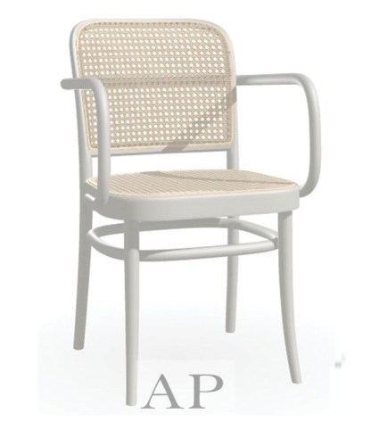 hoffmann-natural-solid-bentwood-cane-dining-arm-chair-with-woven-rattan-seat-white-natural-side-12-ap-furniture