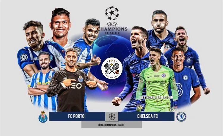 Quarts de finale Ligue des Champions Porto Chelsea