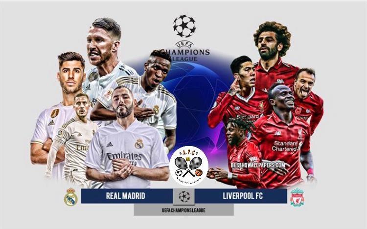 Quarts de finale de ligue des champions – Réal Madrid Liverpool