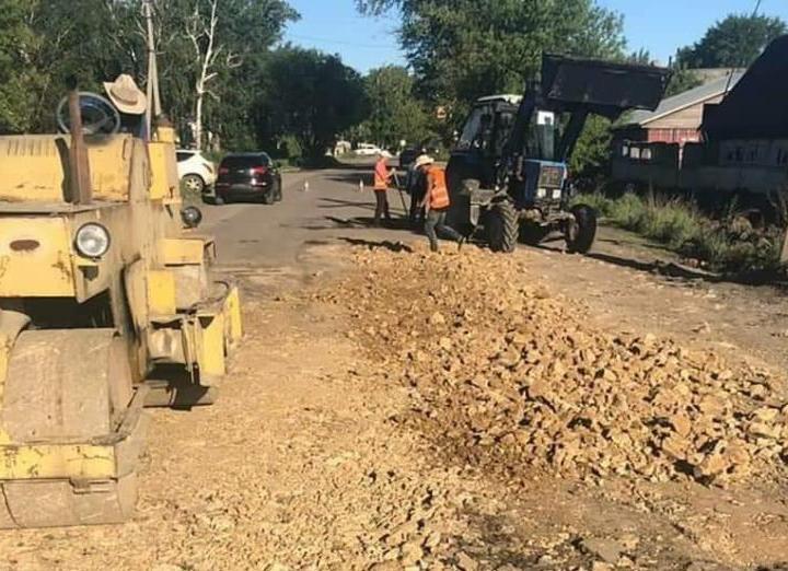 В текущем году запланирован средний ремонт автодорог г. Щучинска протяженностью 6,5 км