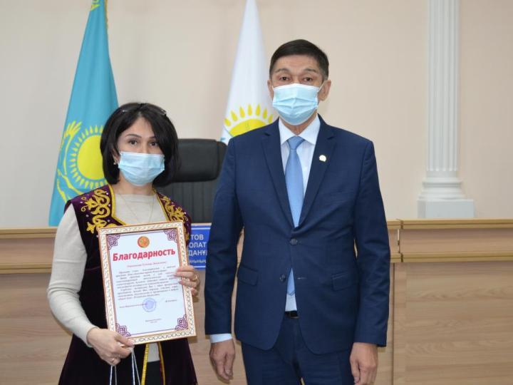 В майские праздники руководство Жаркаинского района встретилось с представителями разных этносов проживающих в регионе