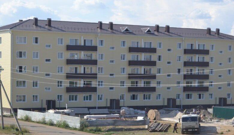 Очередники Жаркаинского района получили квадратные метры из государственного жилищного фонда