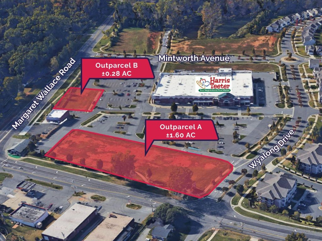 Mintworth Commons Outparcel Land