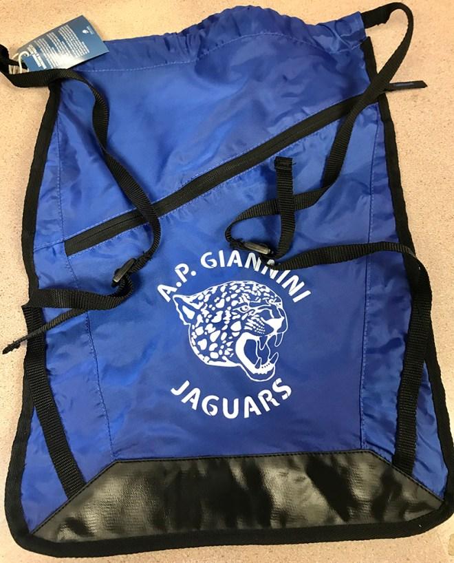 drawstring backpack