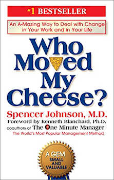 image - Who Moved My Cheese?
