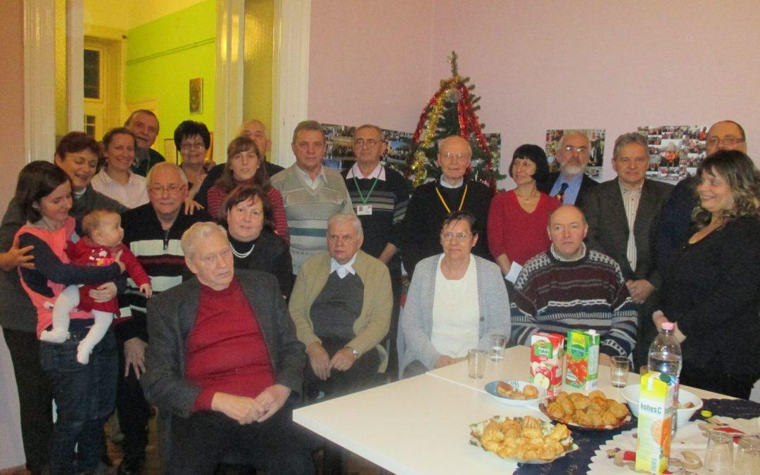 2011 – Afázia Egyesület karácsonyi ünneplése
