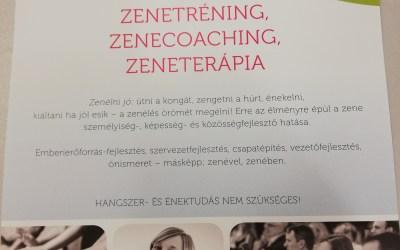 2018.11.17. Európai Zeneterápia Napja