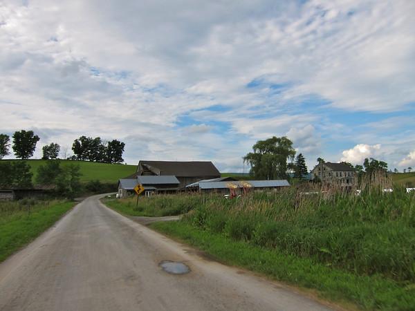 PA road