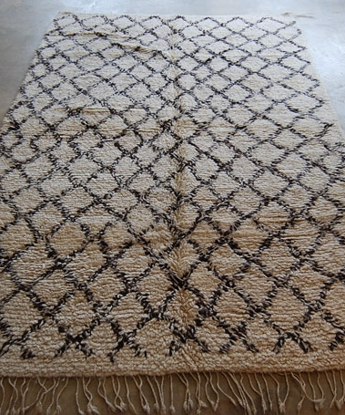 Authentic Beni-Ourain Rug