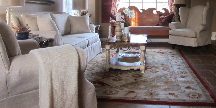 Thousand Oaks living room