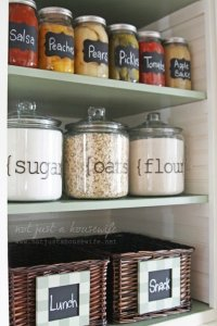 pantry containers