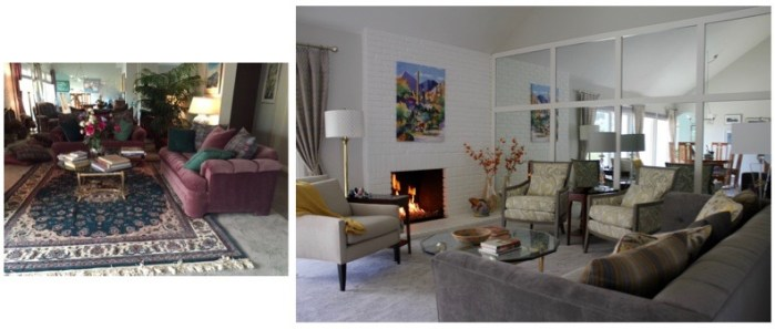 Thousand Oaks Living Room - Alicia Paley Home Interiors