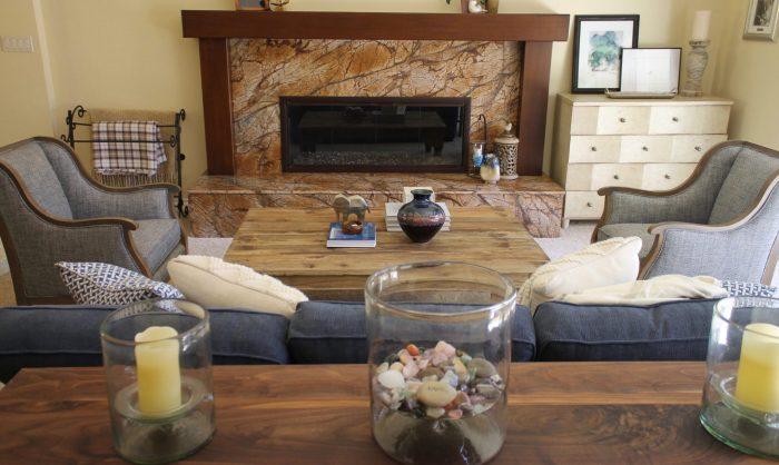 Lynn Ranch Living Room Design - Alicia Paley Home Interiors