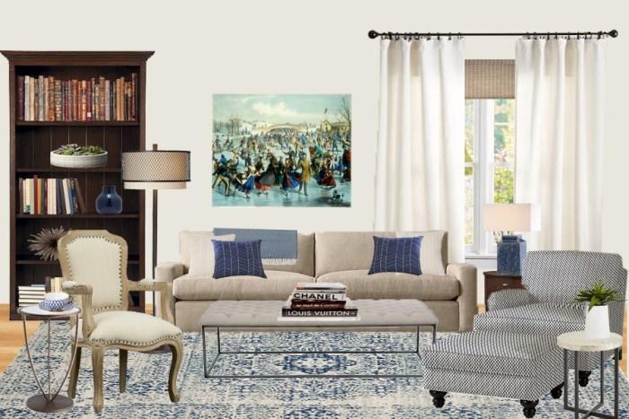design - Interior Design edesign concept board - Alicia Paley Home Interiors